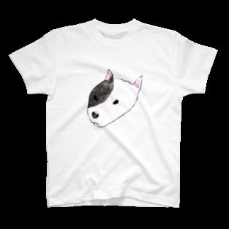 mizuki_615_のブルテリアくん T-shirts