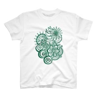 光合成 T-shirts