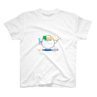 ひよこさんの夏休み 0815 T-shirts