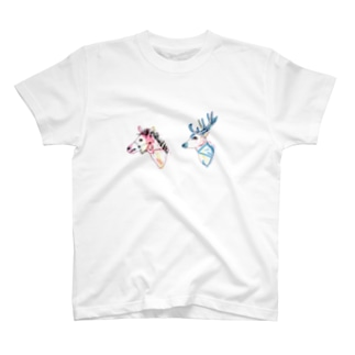 馬鹿 T-shirts