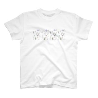 ももろ の庭パターン T-Shirt