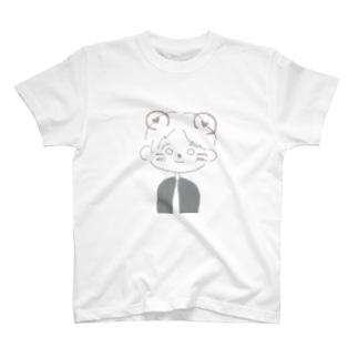 彼氏くん T-shirts