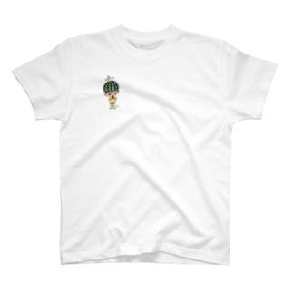 mio_urakamiのスイカボーイ T-Shirt