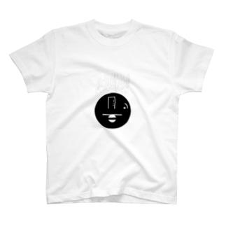 抽象boy「hiBiku,otoasoBi」 T-shirts