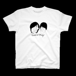 mako_GMのGroovin' Mary T-shirts