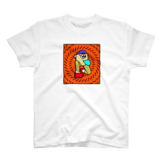 イケてる角栓くん T-shirts
