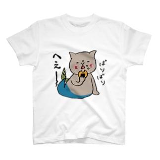まぐろぺす へえ〜 T-shirts
