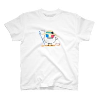 ひよこさんの夏休み 0817 T-shirts