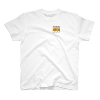 【NEW】ちくわンポイント&背プリント T-Shirt