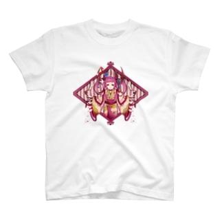 桃鬼 T-shirts