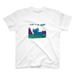 ことり凧 T-shirts