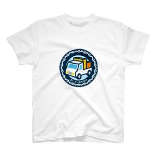 パ紋No.3026 ゴーゴーお片付け T-shirts