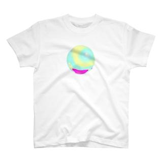 ホログラム球体 T-Shirt