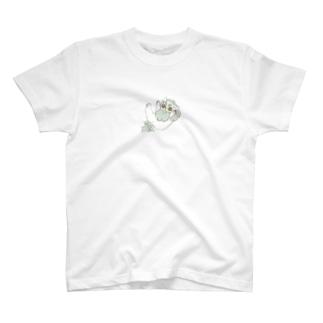 仰向けちびからくん T-Shirt