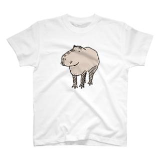 カピ氏 T-shirts