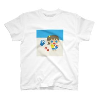 ビーチボール! T-shirts