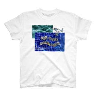 Blue Tears T-shirts
