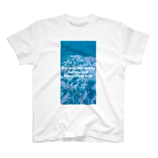 Don't think about anything    ノーマル T-shirts