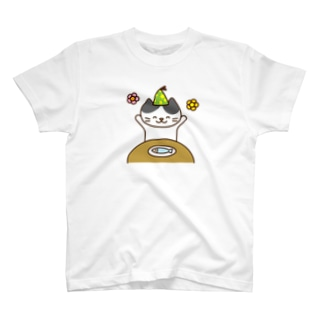 Happy Cat Tシャツ