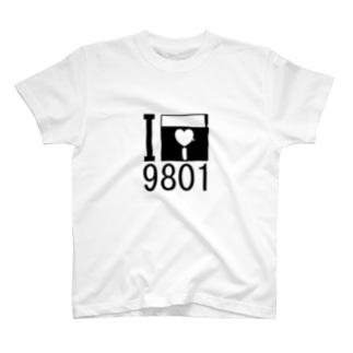アイラブ9801 T-Shirt