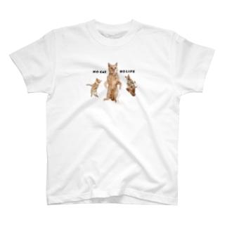 梅ちゃん❷&シャー顔. T-shirts