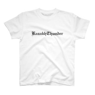 カザフスタンの雷鳴/GGG T-shirts