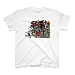 百鬼夜行 T-shirts