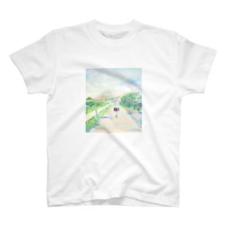 RUN(ver.2) T-shirts