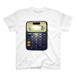 計算人間 T-shirts