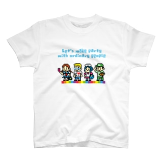 一般人RPG T-shirts