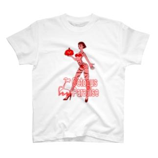 ビキニタコ T-shirts