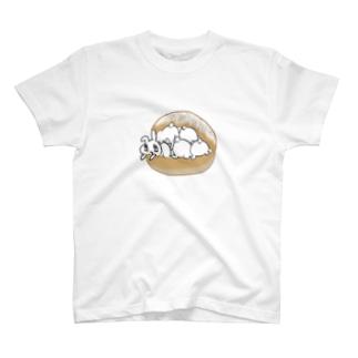 うさぎちゃんアイランドのうさトッツォ(おしりver.) T-Shirt