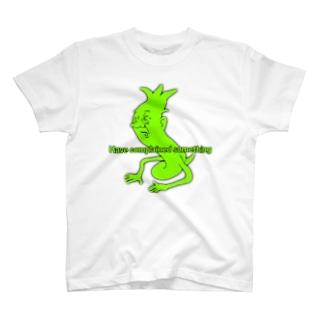 植物の妖精 T-shirts