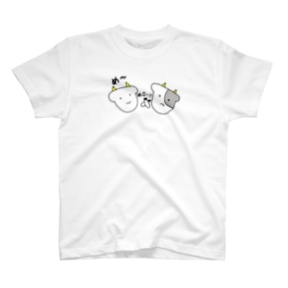 牛とやぎ♡ T-shirts