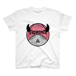 のあたん=ver.無気力 T-shirts
