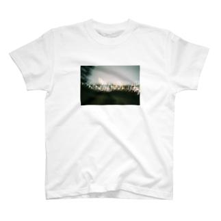 sakuran (nostalgia 02) T-shirts