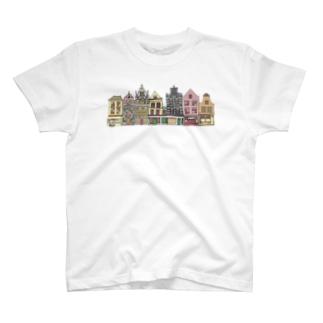オランダ街C T-shirts