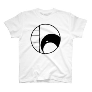しるえっとペンギン Tシャツ
