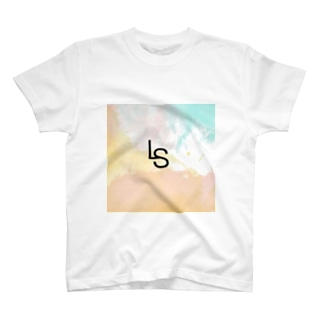 LSロゴ入りTシャツ T-Shirt