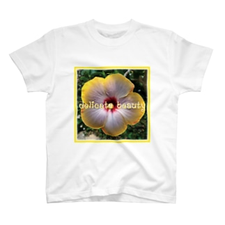 delicate beauty T-shirts