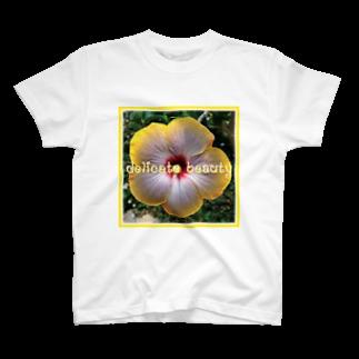 フォーヴァのdelicate beauty T-shirts
