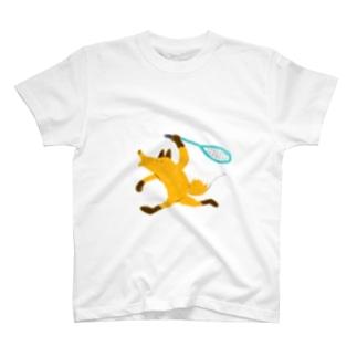 きつねくん T-shirts