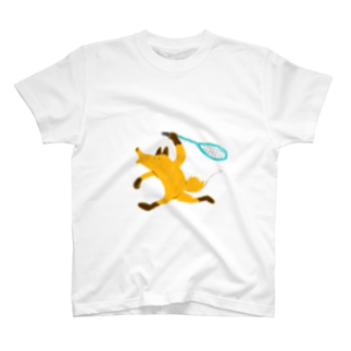 PONPONのきつねくん T-shirts