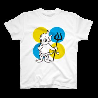 inChiki StudioのPOSEIDON T-shirts