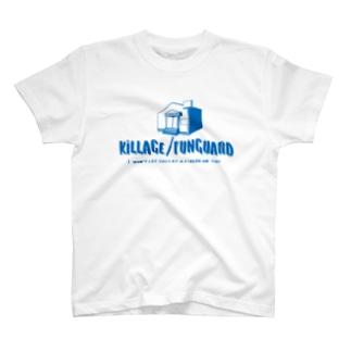 再販2017ゲリラコレクション「KILLAGE FUN GUARD」 T-shirts