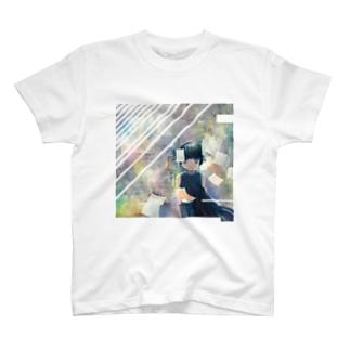 サワダモコ Moco SawadaのLook, these are all forgotten informations T-shirts