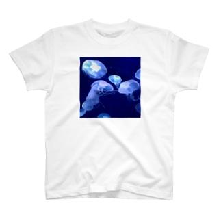 くらげ T-shirts