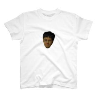 マッチョになる顔 T-Shirt