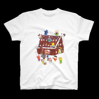 まーくんのお店のまーくん T-shirts