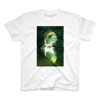 光芒さす T-shirts